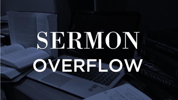 SermonOverflow