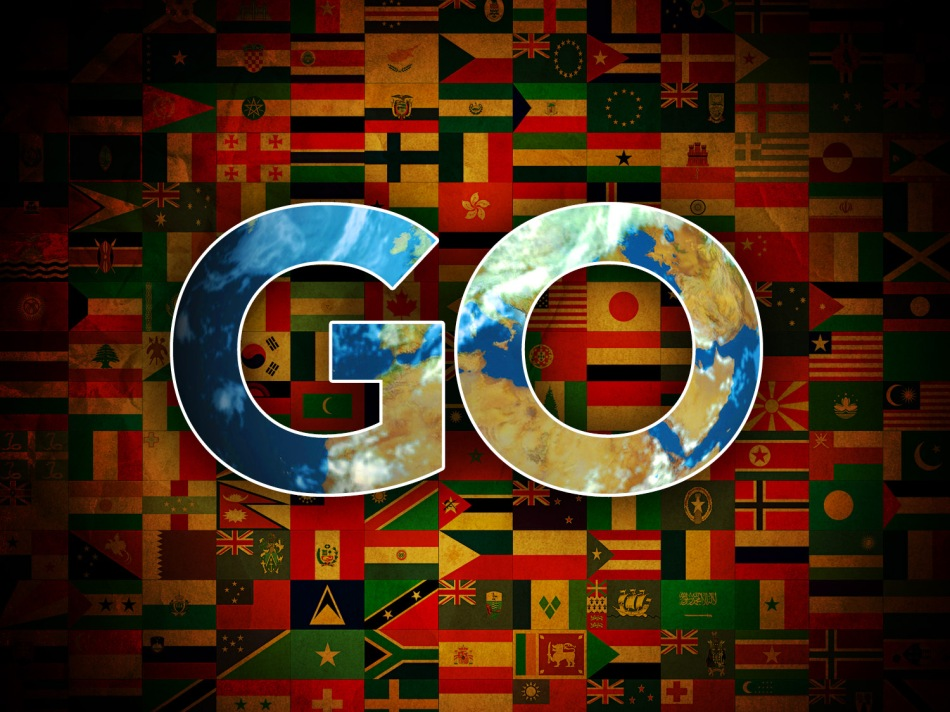 dt go missions world flags